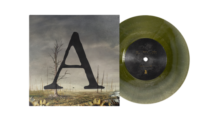 a single vinyl i mock